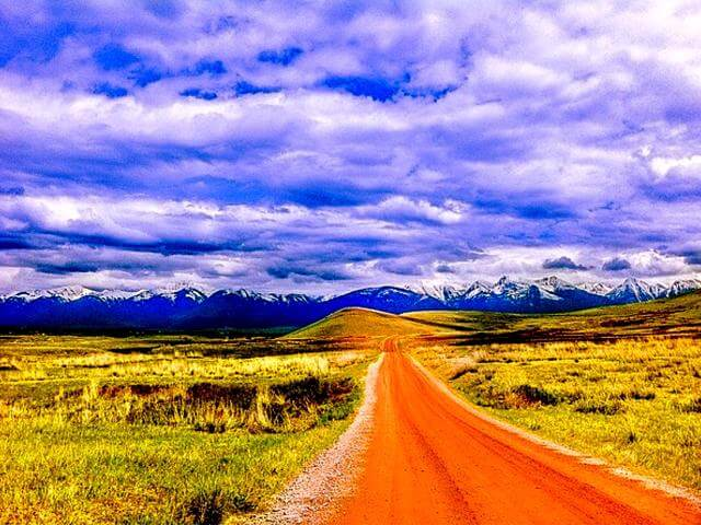 Get off the pavement and travel down the dirt roads of America to find your next RV road trip adventure