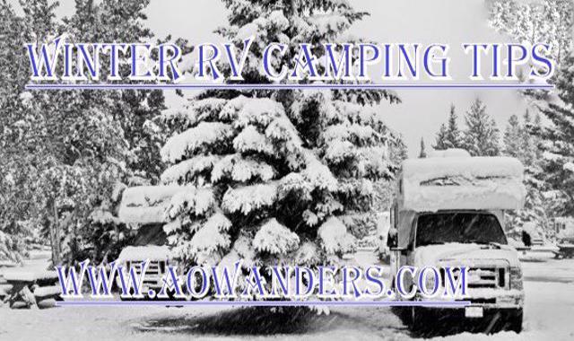 Winter camping tips and succesful frozen camper door lock methods