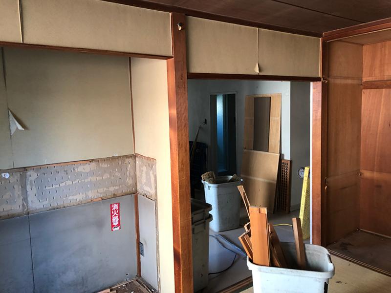 マンション内装解体-施工前3