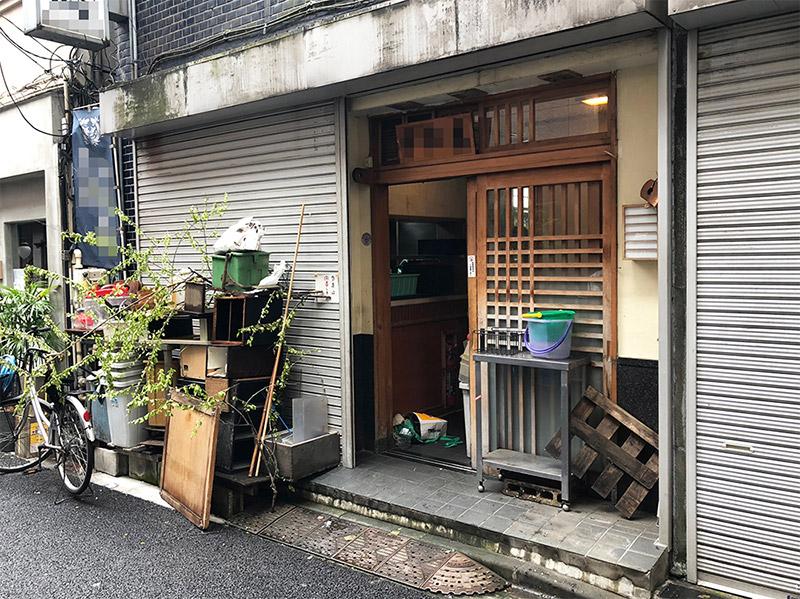 飲食店の解体-施工前5