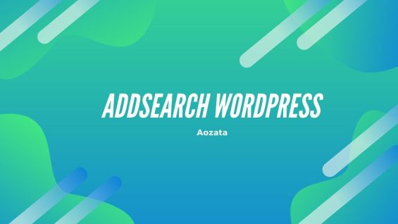 addsearch wordpress