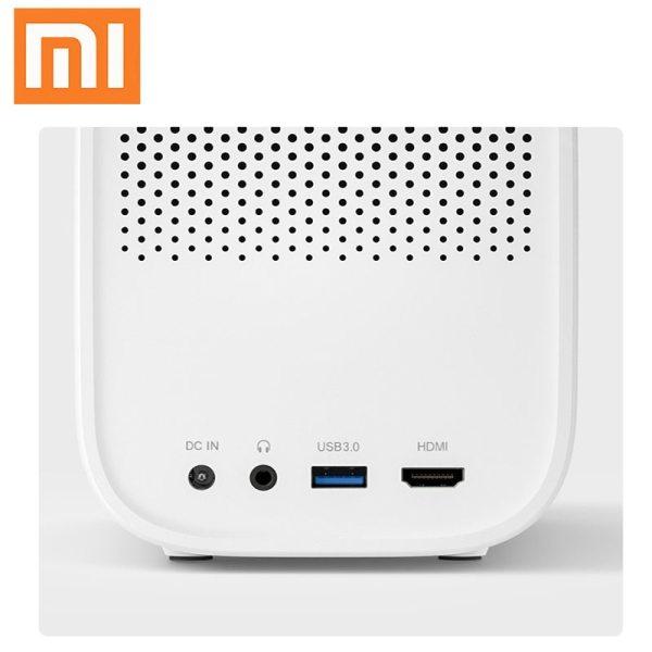 4K Video Xiaomi Mijia DLP Projector 1080P Full HD AI Voice Remote Control 2GB DDR3 8GB eMMC 2.4G / 5G WiFi 3D BT for Home Cinema 4