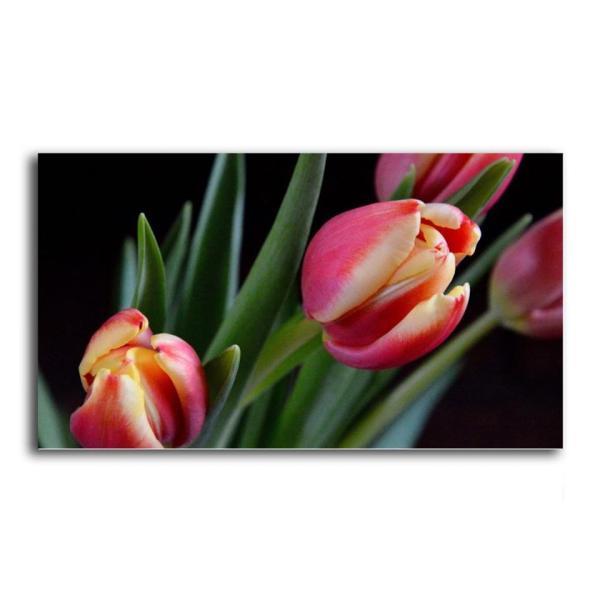 Pink Tulip Painting 2