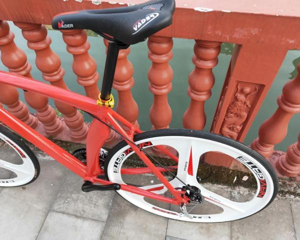 24speed 700C road bicycle cycling bicicleta road bike man& woman bike Disc brakes 2
