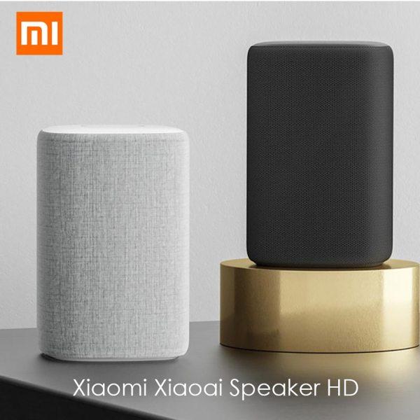 Original Xiaomi Xiaoai HD bluetooth Smart Speaker AI Bass 30W Subwoofer Music Player 360 Degree Surround Stereo Mic Subwoofer 1