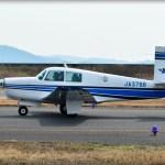 大阪八尾空港で小型機『ムーニーM20C(JA3788)』が墜落