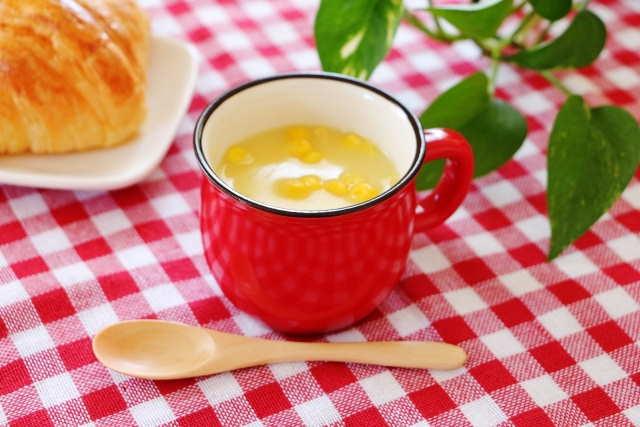 コーンスープの賞味期限切れいつまで飲める?缶とカップと粉末での違いは?