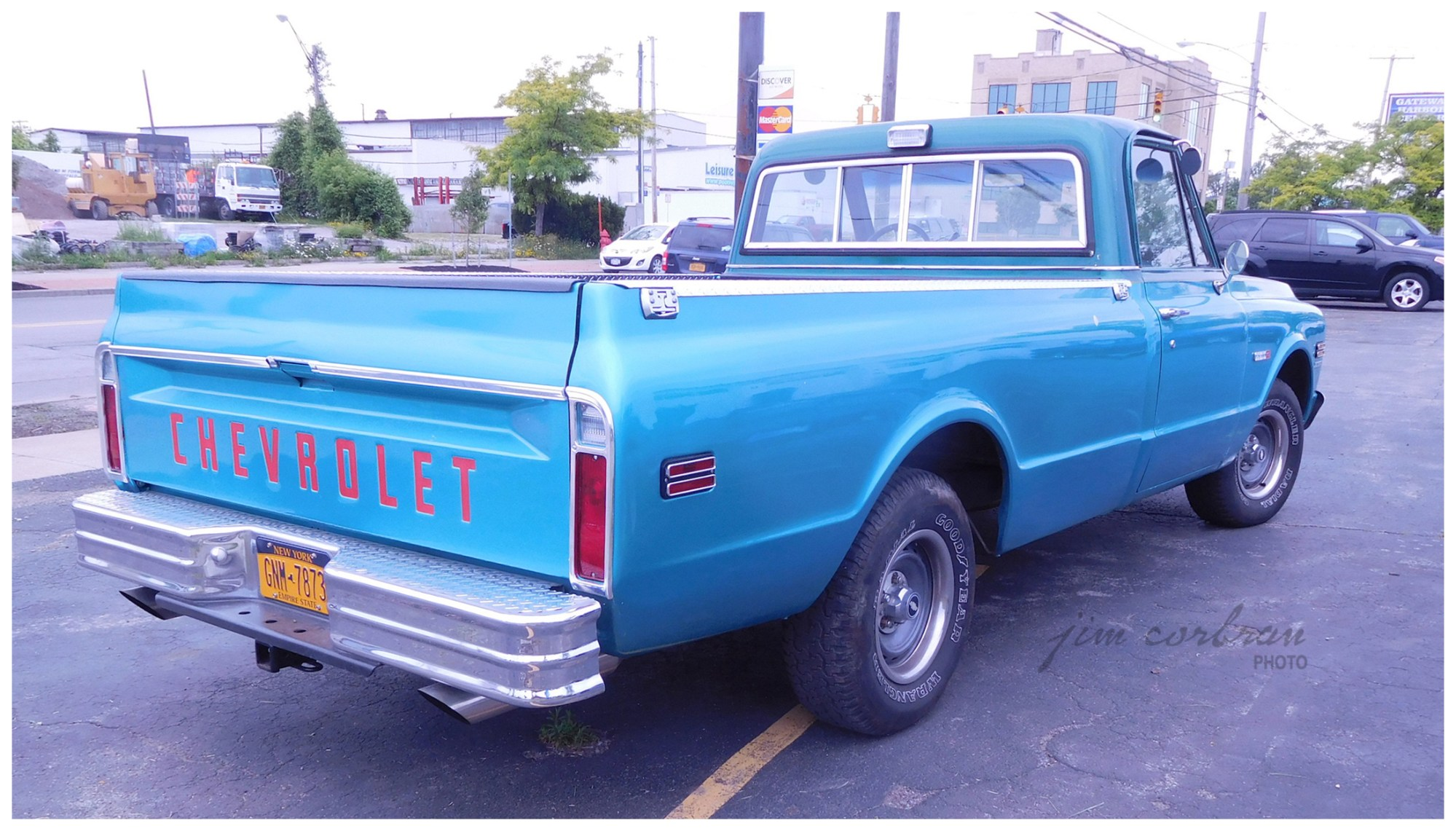 hight resolution of nice to see a blast from the past like this 1971 chevy c10 cheyenne just up the street from the realrides city of tonawanda headquarters over the summer