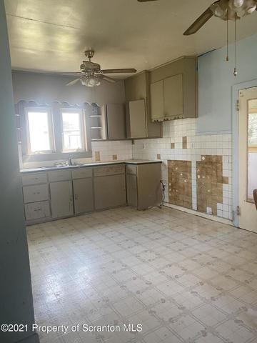 Kitchen featured at 140 Palen St, Mehoopany, PA 18629