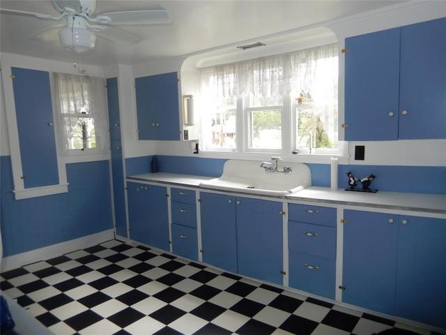 Kitchen featured at 32 Whig St, Newark Valley, NY 13811