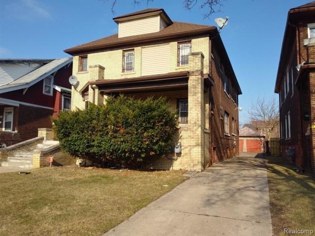 House view featured at 2200 Lakewood St, Detroit, MI 48215
