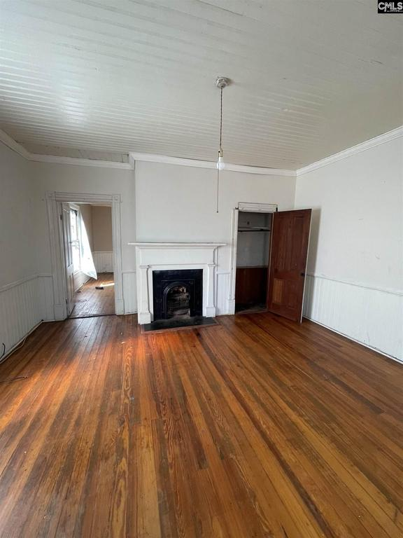 Living room featured at 201 Merritt Ave, Ridge Spring, SC 29129