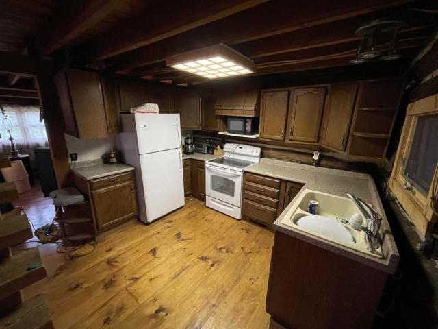 Kitchen featured at 333 Bunker Hill Rd, Mayfield, NY 12117