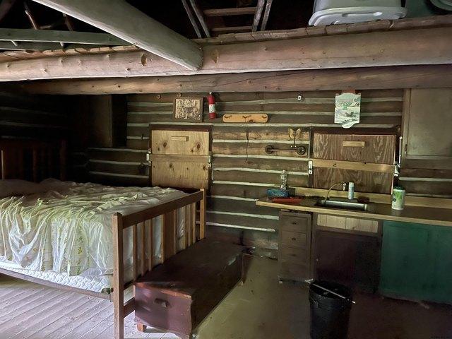 Kitchen featured at Bird Brk, Lake Luzerne, NY 12846