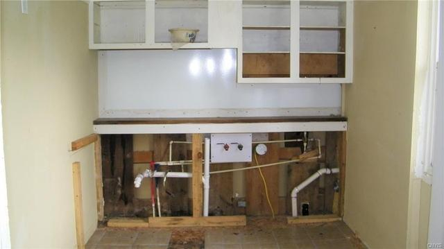 Kitchen featured at 5547 Lee Valley Rd, Rome, NY 13440