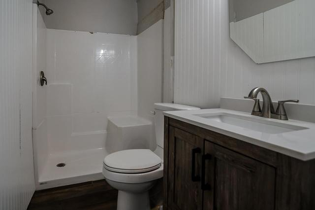 Bathroom featured at 205 E 2nd Ave, Deer Creek, IL 61733