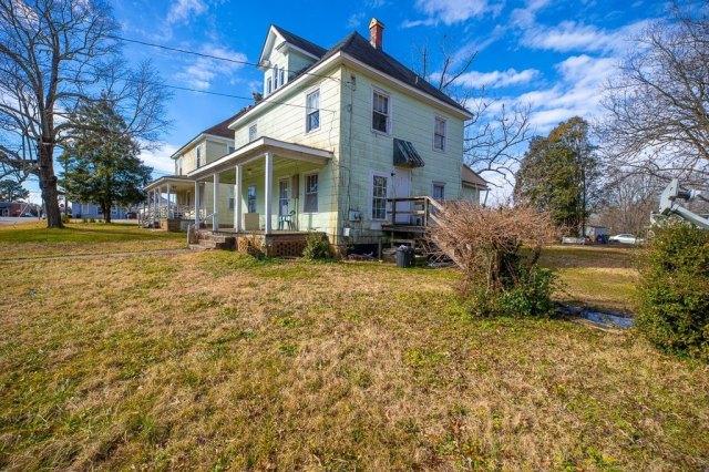 House view featured at 119 Church St, Kenbridge, VA 23944