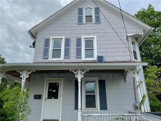 Porch featured at 85 Brightwood Ave, Torrington, CT 06790