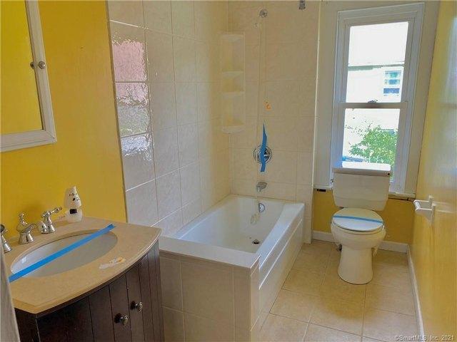 Bathroom featured at 85 Brightwood Ave, Torrington, CT 06790