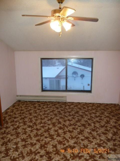 Bedroom featured at 209 Orchard St, Hysham, MT 59038