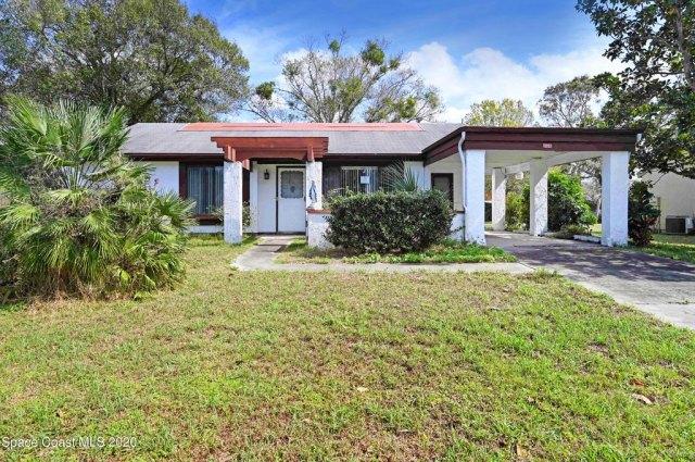 House view featured at 1251 Freil Rd NE, Palm Bay, FL 32905