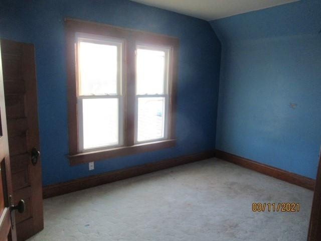 Bedroom featured at 222 Main St, Burdick, KS 66838