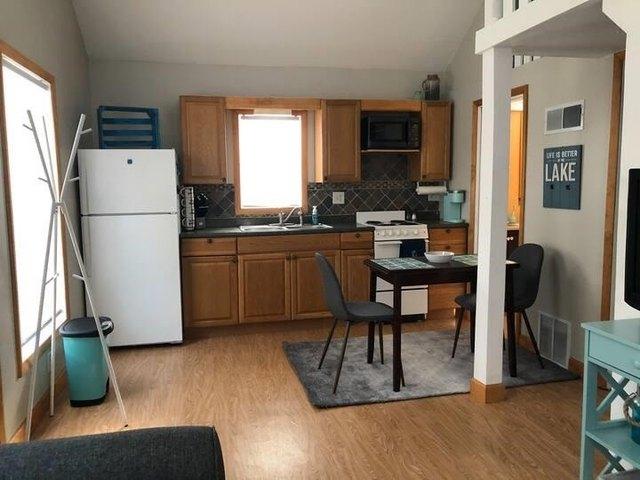 Kitchen featured at 4246 Gilding Rd, Beaverton, MI 48612