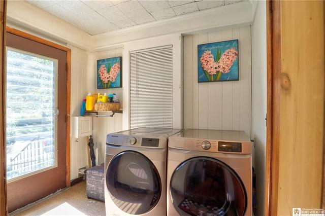 Laundry room featured at 98 Forest Ave, Jamestown, NY 14701