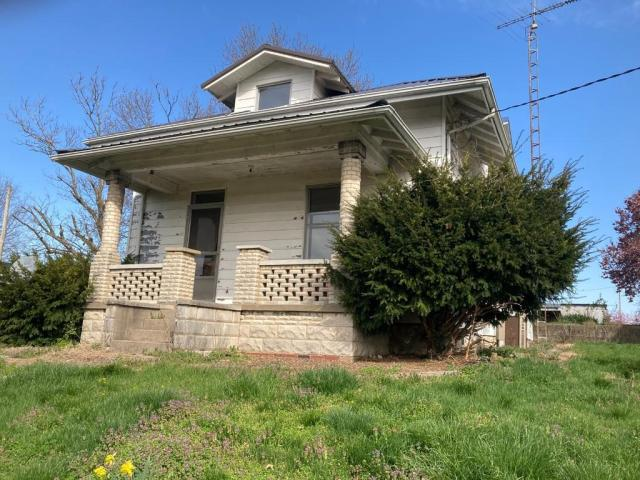House view featured at 19702 N Fifth St, Saint Meinrad, IN 47577