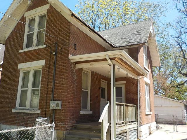 Porch featured at 424 S 4th St, Rockford, IL 61104