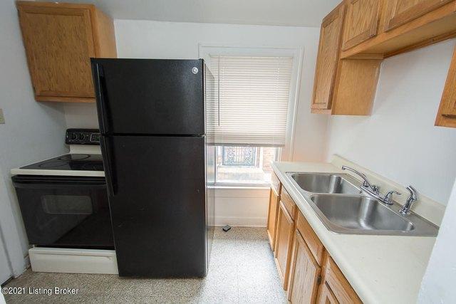 Kitchen featured at 3520 Herman St, Louisville, KY 40212