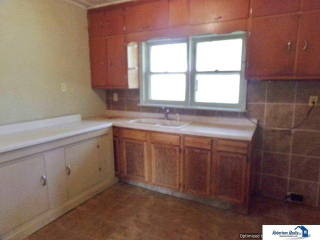 Kitchen featured at 721 S 9th St, Beatrice, NE 68310
