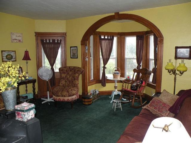 Living room featured at N3758 County Road G, Wautoma, WI 54982