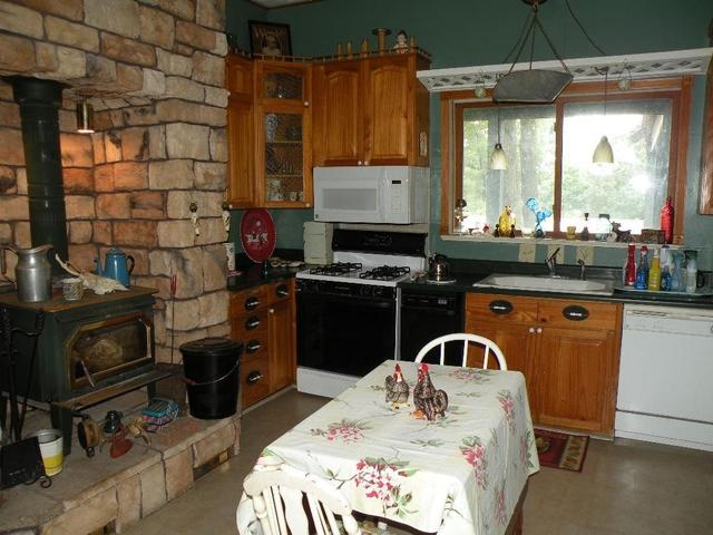Kitchen featured at N3758 County Road G, Wautoma, WI 54982