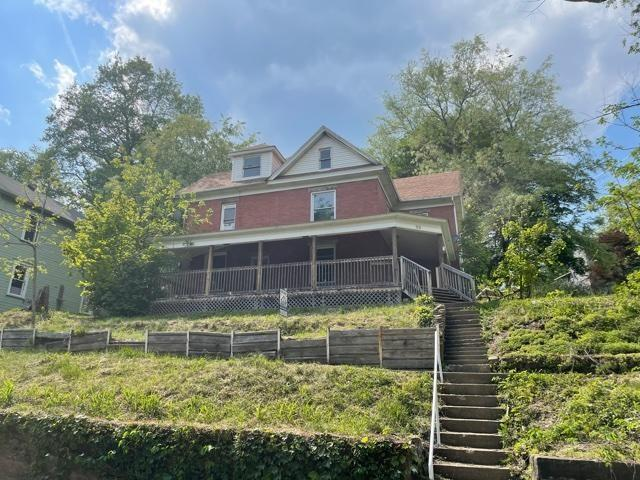 Farm land featured at 99 S Pickering St, Brookville, PA 15825