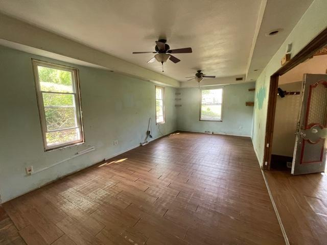 Living room featured at 99 S Pickering St, Brookville, PA 15825