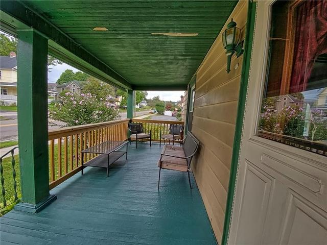 Porch featured at 415 W Union St, Newark, NY 14513