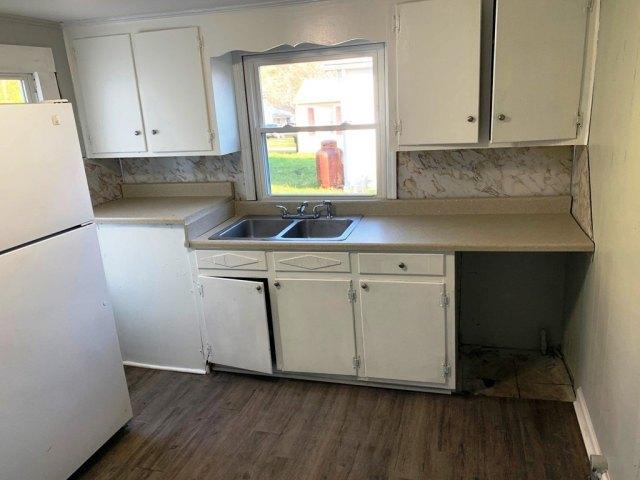 Kitchen featured at 314 Barrett St, Danville, VA 24541