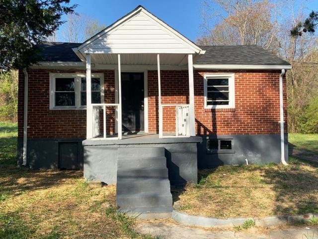 Porch featured at 314 Barrett St, Danville, VA 24541