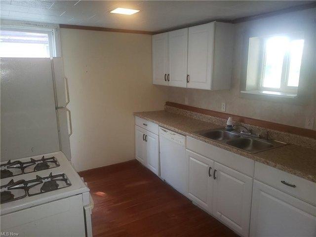 Kitchen featured at 296 Washington St, Elizabeth, WV 25270
