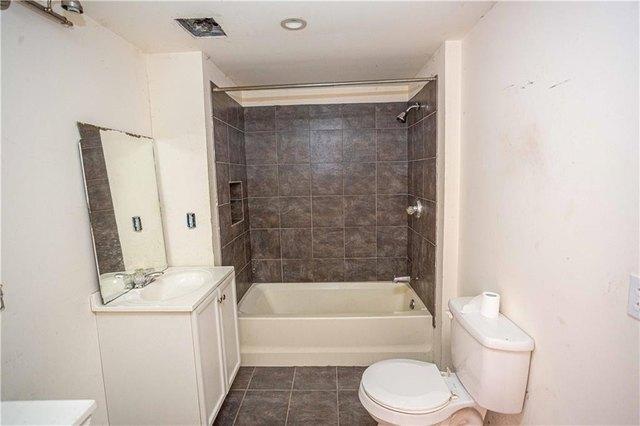 Bathroom featured at 12196 Route 22 Hwy E, Seward, PA 15954