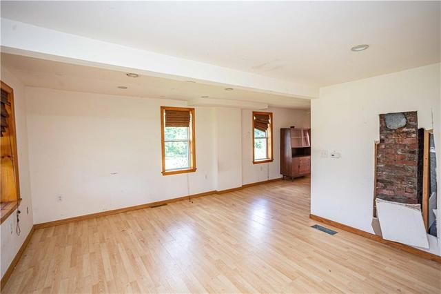Living room featured at 12196 Route 22 Hwy E, Seward, PA 15954
