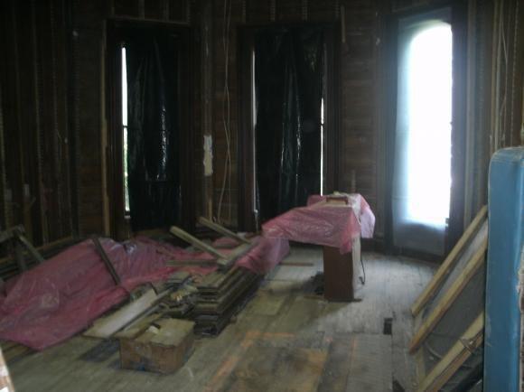 Bedroom featured at 83 S Main St, Moravia, NY 13118