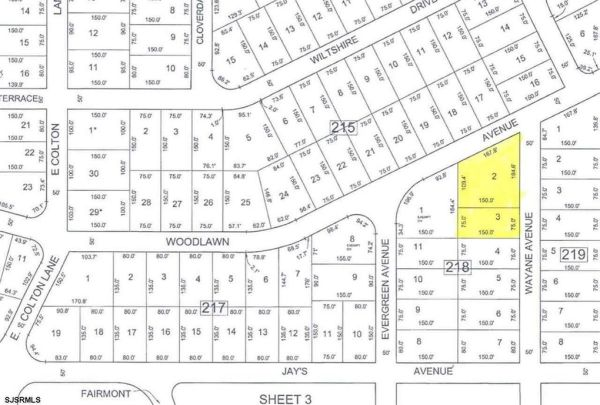 Wayne Ave Williamstown NJ 08094 Land For Sale and Real
