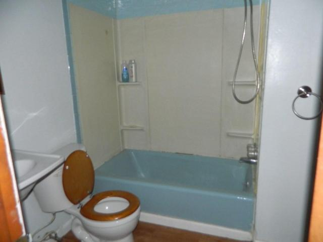 Bathroom featured at 64 Parkway Dr, Williamson, WV 25661