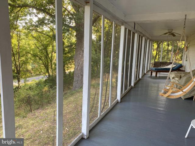 Porch featured at 20728 S Fork Rd, Moorefield, WV 26838