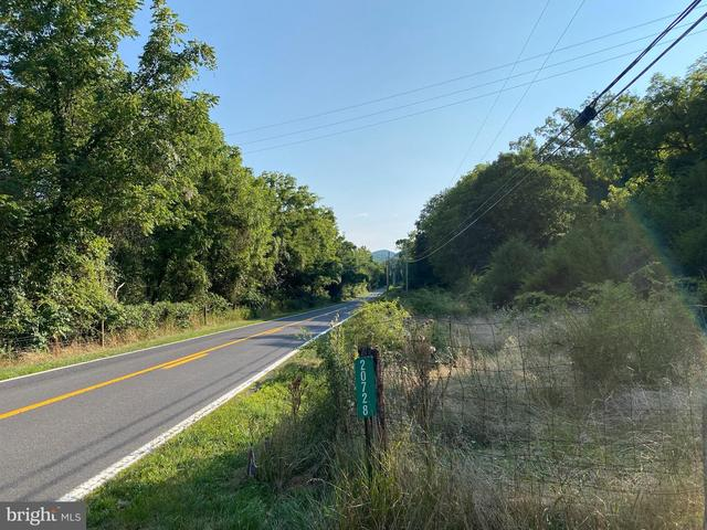 Road view featured at 20728 S Fork Rd, Moorefield, WV 26838