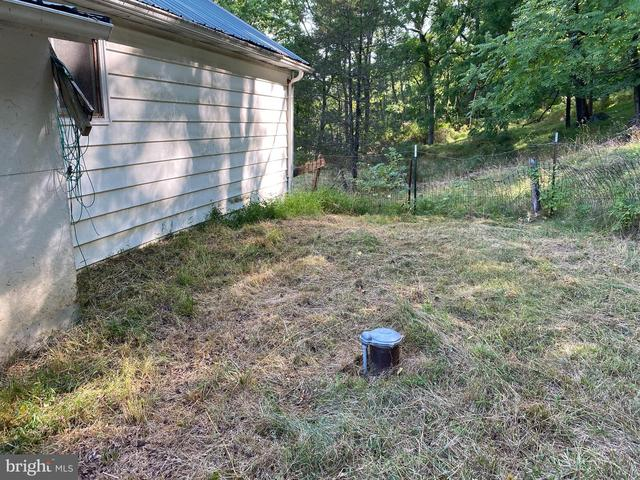 Yard featured at 20728 S Fork Rd, Moorefield, WV 26838