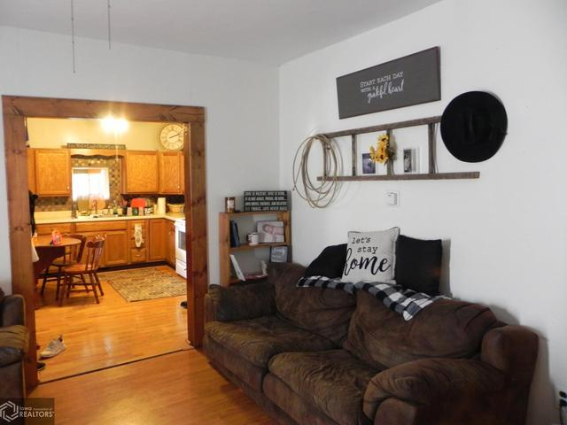 Living room featured at 303 Central Ave, Bedford, IA 50833