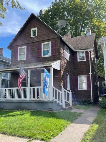 Porch featured at 310 E 1st St, Corning, NY 14830